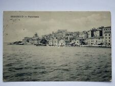 SEBENICO SIBENIK panorama Dalmazia AK  old postcard