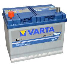 VARTA Autobatterie ASIA, Pluspol links E24 12V 70Ah ers. 45 50 60Ah *NEU&Sofort*