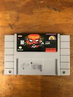 ~~*Spider-Man - Authentic SNES Super Nintendo,*~~
