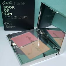 Smith & Cult BOOK OF SUN Chapter 2 Blush and Bronzer Duo - Full Size NEW IN BOX