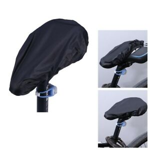 6 Stücke Elastische Wasserdichte Fahrradsitzbezug Staubdicht Fahrradsattel