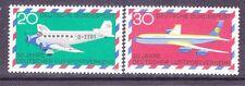 Germany 993-94 MNH OG 1969 50th Anniversary German Airmail Service Set VF