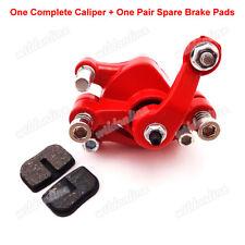 Rear Disc Brake Caliper For 33 43 49 50 cc Mini Gas Electric Go Kart ATV Go Ped