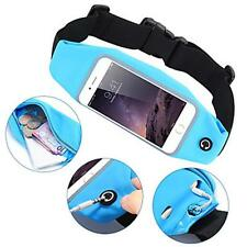 for iPhone 7 7P Sports Running Jogging GYM Waist Band Belt Pouch Case Holder