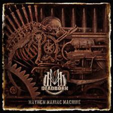 CD de musique pour Métal Mayhem sur album