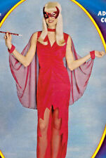 HOT STUFF SHE DEVIL SEXY COSPLAY HALLOWEEN COSTUME NEW RED VELVET VIXEN SIREN
