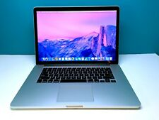 "Apple Macbook Pro 15"" Retina Core i7 2.6Ghz / OS-2016 / SSD / 3 Year Warranty"