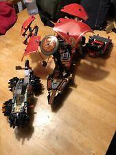 Lego 70738 Ninjago Final Flight of Destiny's Bounty Spares And Extra Bundle