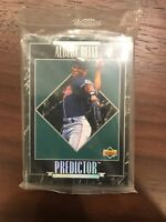 1995 UPPER DECK PREDICTOR REDEMPTION SET 1-30 RETAIL SEALED W/GRIFFEY JR KEN