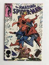 Amazing Spiderman #260 Marvel Comics