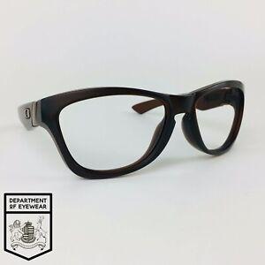 OAKLEY eyeglasses MATT BROWN SQUARE glasses frame MOD: 03-246