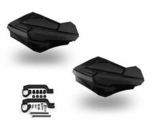 PowerMadd SENTINEL Handguard Guards KIT Black/Black Can Am DS650 ATV 34410