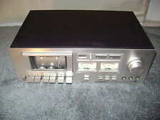 PIONEER CT-F 500 CASSETTE DECK-2 LARGE METERS-HOLIDAY SPECIAL 10% OFF