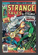 Strange Tales Featuring Dr. Strange #187 Vs. Baron Mordo Marvel Comics 1976 NM-