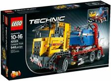 LEGO Technic  42024 Container Truck Brand New Retired Fast Shipping Mint