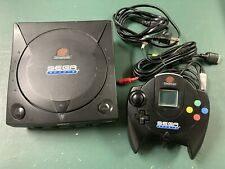 Sega Sports Black Dreamcast and Controller