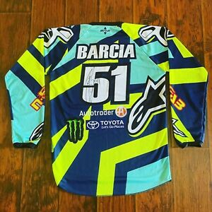 justin barcia Signed jersey