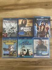 New Blu-ray Fantasy Movie Bundle (All New, Sealed, Never Opened/Used)