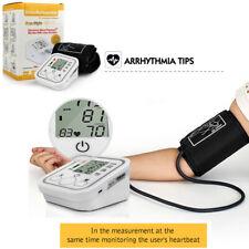 Auto Digital Arm Blood Pressure Monitor BP Cuff Machine Sphygmomanometer Tools