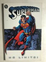 SUPERMAN volume 1 No Limits!  (2000) DC Comics TPB 1st FINE-