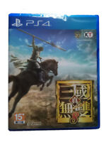 DYNASTY WARRIORS SHIN SANGOKU MUSOU 8 PS4 2018 Chinese Multi-Languages Pre-Owned