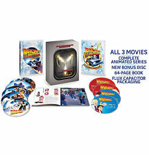 Back to the Future: Complete Adventure Limited Collector Edition DVD Set | NEW