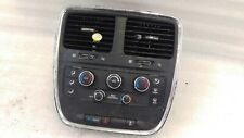 Dodge Grand Caravan CLIMATE CONTROL AC HEAT dash temp 11-16 2 ZONE Town Country