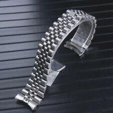 20mm solid Stainless steel Rolex Datejust president jubilee bracelet