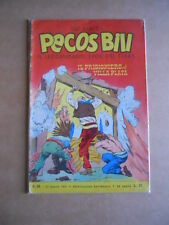 Gli Albi di Pecos Bill n°49 1961 edizioni Fasani  [G402]