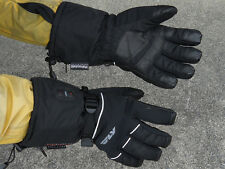 Fly Racing Ignitor 2 Battery Heated Rechargeable Waterproof Winter Gloves Med.