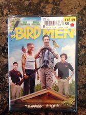 The Bird Men Tom Cavanagh Fed Willard (DVD, W/S 2014) NEW-AUTHENTIC US Release