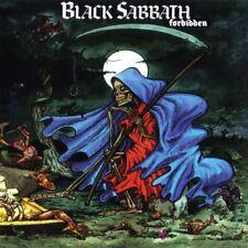 Black Sabbath-Forbidden Vinyl LP Heavy Metal Sticker or Magnet