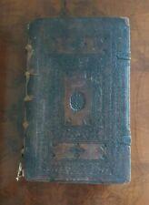 Instructissima Bibliotheca Manualis Concionatoria...Tobias Lohner c1732