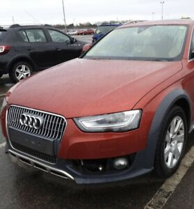 Audi A4 Allroad b8.5 2012-2016 Front End Automatic, no arch liners. Breaking