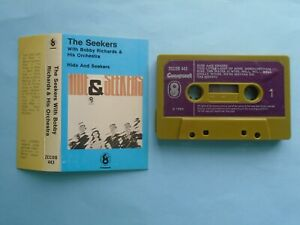 The Seekers with Bobby Richards & His Orch - Hide & Seekers (Cassette1964). Exc