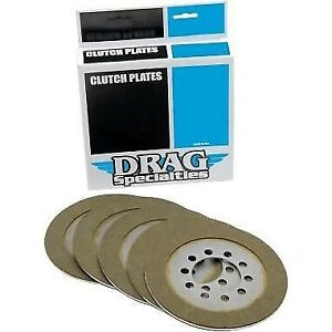 Organic Friction Plate Kit Drag Specialties  1131-0427