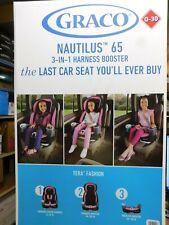 Graco Nautilus 65 3-in-1 Harness Booster Car Seat - Tera