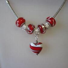 Acrylic Alloy Chain Costume Necklaces & Pendants