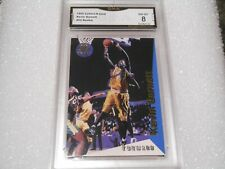 Kevin Garnett GRADED ROOKIE!! 1995 Collect A Card #52 RC HOFer!!  8%-2