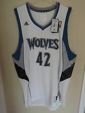 NWT Old Stock Minnesota Timberwolves Kevin Love # 42 Premium Jersey Men XXL Wt