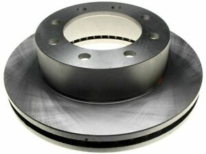 Front AC Delco Brake Rotor fits Ford F350 Super Duty 2005-2012 4WD 94QMMS