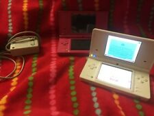 2 NINTENDO DSi Systems NOT WORKING For Parts or Repair AS-IS READ!