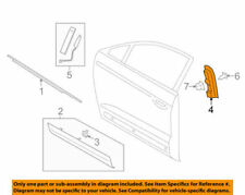 Ford/Lincoln 2015-16 OEM MKC Front Door Applique Window Trim Right EJ7Z7820554AA