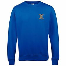 10 Regiment Royal Corps of Transport embroidered Sweatshirt