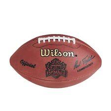 SUPER BOWL XXVII 27 Authentic Wilson NFL Game Football - DALLAS COWBOYS