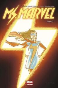 100% MarvelMiss Marvel 3  Panini
