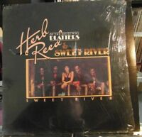 HERB REED & SWEET RIVER - SWEET RIVER - EX / NEAR MINT LP IN WRAPPER - PLATTERS