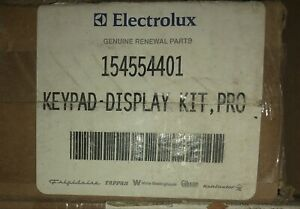 154554401  154498803 New Frigidaire OEM Keypad Display