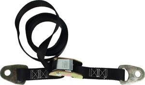 Powertye - 26111 - Sportbike Lowering/Limiter Straps, Black 29-1160