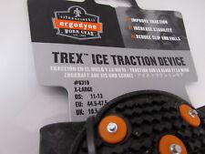 Ergodyne Trex 6310 Adjustable Ice Traction Cleats X- Large